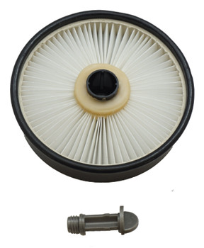 Bissell Vacuum Febreze Pleated Filter w/Pin for PetHair Eraser Lift-Off, 1612632
