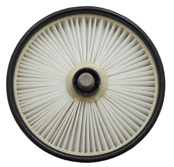 Bissell Vacuum Pleated Filter w/ Pin for Pet Hair Eraser Lift-Off, 1612631