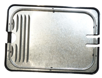 Presto Stainless Steel ProFry Immersion Element Deep Fryer Cover Assembly, 85892