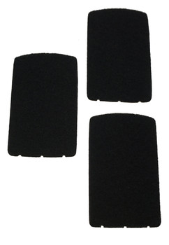 Presto CoolDaddy Cool-Touch Deep Fryer Filter Pack (3 Pack), 81617