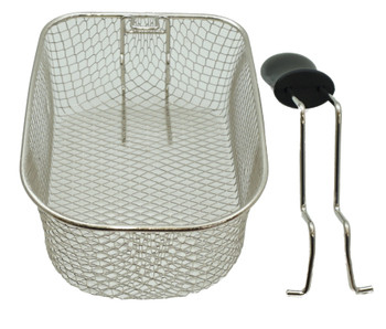 Presto ProFry Immersion Element Deep Fryer Basket with Handle Assembly, 85985