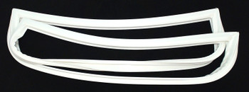 2 Pk, Freezer Door Gasket for Whirlpool, Sears, AP3092367, PS328705, 2188462A
