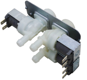 2 Pk, Washing Machine Water Valve for General Electric AP4303282, WH13X10029