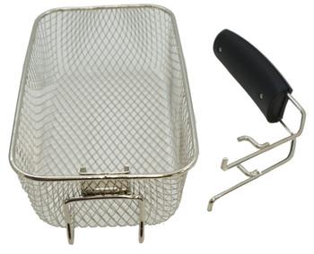Presto Dual Basket ProFry Immersion Element Deep Fryer Basket Assembly, 85717