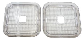Presto Add-On Nesting Trays (06312) For Dehydro Dehydrator Model 06304, 81621