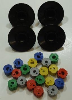 Supco Universal Electric Range Knob Kit, RK100