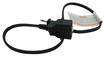 DeLonghi Replacement Removable Power Cord, 7312577519