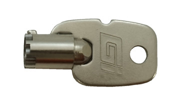 Commercial Laundry Replacement Key, for Greenwald, GR999, 8-20-999