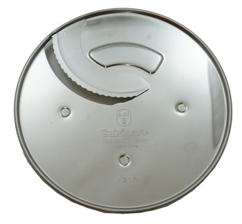 Cuisinart Food Processor 2 mm Thin Slicing Disc for DFP-14, DLC-042TX-1