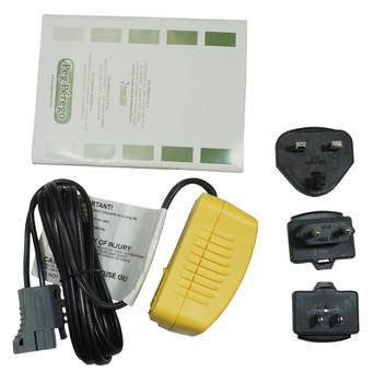 Genuine OEM Peg-Perego 24-Volt Battery Charger, MECB0121U, MECB0111, MECB0212
