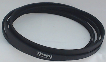 Portable Dryer Belt for General Electric, AP3418890, PS755943, WE12M24