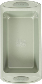 """Olive Oil Infused Bakeware 9.25"""" x 5.25"""" x 2.62"""" Loaf Pan by Wilton, 2105-0-0361"""