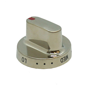 Stainless Steel Dial Knob for Samsung Ranges, AP5949297, PS9865173, DG64-00347B