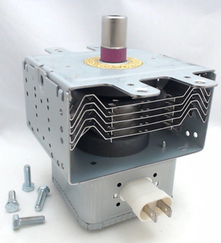 Microwave Magnetron Tube, 4.1 kV, 700-850 Watts, 10QBP0231