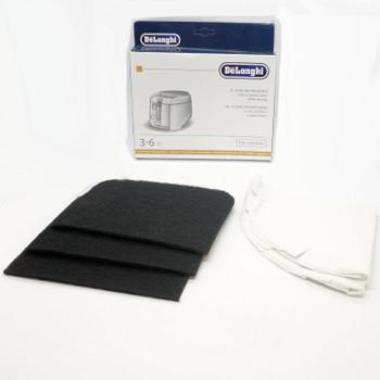 DeLonghi Deep Fryer Filters for F28-D28 Series, 5512510041