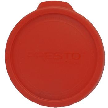 Presto Red Lid for Presto Stirring Popper Serving Bowl, 32994