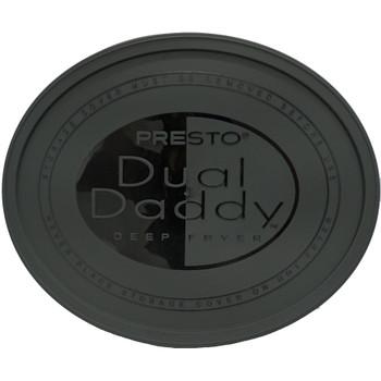 Presto DualDaddy Electric Deep Fryer Cover, 32835