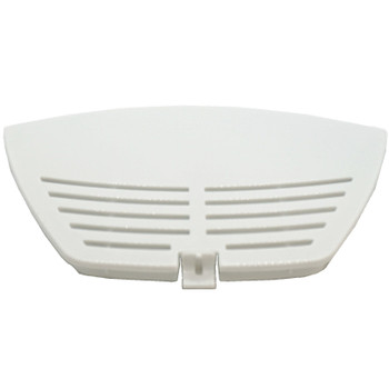 Presto CoolDaddy Cool-Touch Deep Fryer Vent Cover (White), 32861