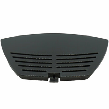 Presto CoolDaddy Cool-Touch Deep Fryer Vent Cover (Black), 32859