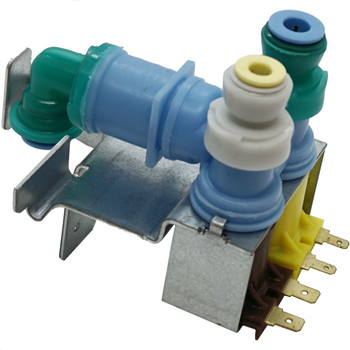 Refrigerator Dual Water Inlet Valve for Maytag, AP6010515, PS11743697, 67006531