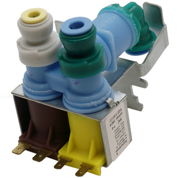 ERP Refrigerator Dual Water Inlet Valve for Maytag, AP6010515, 67006531