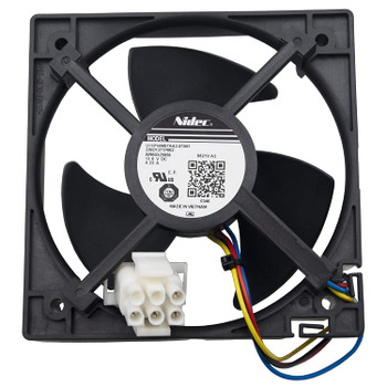 Evaporator Fan Motor for General Electric, AP6891698, PS12727431, WR60X25858