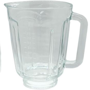 Glass 36 Oz Blender Jar fits Margaritaville, 119411-008-000