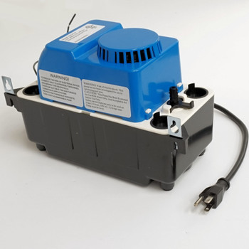 Supco 115V Condensate Pump with Audible Alarm, Max Lift 20 GPH to 20', SPCP115