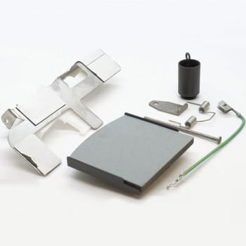 Refrigerator Ice Dispenser Door Kit for Whirlpool, AP3872692, PS990120, 8201756