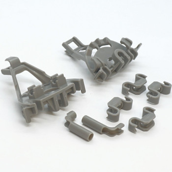 Dishwasher Lower Rack Tine Clip Kit for Bosch, AP5263608, PS8714310, 00428344