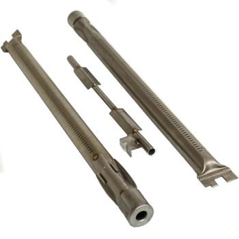 Stainless Steel Burner Set for Weber Gas Grill, 129G3