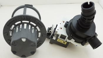Dishwasher Drain Pump Kit for General Electric, AP6872681, WD19X25180