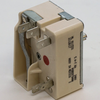 Supco Surface Burner Control Switch for GE, AP3792881, PS953499, WB23K10002