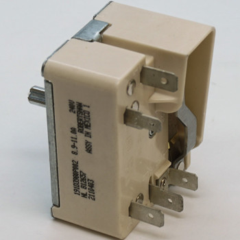 Supco Surface Burner Control Switch for GE, AP3792641, PS953500, WB23K10003