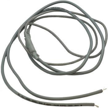 Supco 115V, 45W, Braided Aluminum Drain and Door Heater, SH202