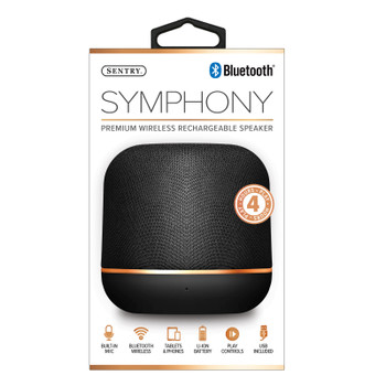 Sentry Symphony Premium True Wireless Linking Speaker, HPX-SPBT12