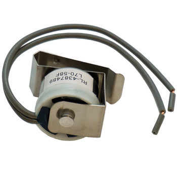 Refrigerator Defrost Thermostat fits Whirlpool, AP6009312, PS11742469, 4387489