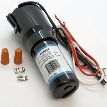 Powerstart, Hard Start Relay Kit, Start Capacitor, Overload, 120V, PU410