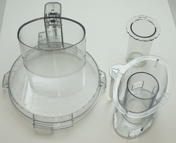 Cuisinart 4 Piece Complete Kit for DLC-7 Tritan 3rd Generation Series