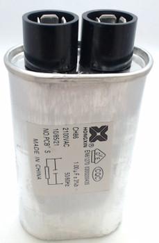 Microwave High Voltage Capacitor, 2100 vac, 1.0 mfd uf, 13QBP21100