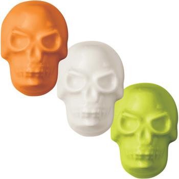 Wilton 24 Cavity Skull Candy Mold, 2115-3812