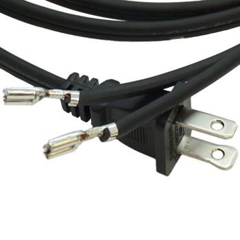 Power Supply Cord with Plug fits ECAM De'Longhi Espresso Machines, 5032100900