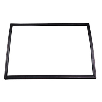 Freezer Door Gasket, Black, fits Frigidaire, AP4315906, PS2331949, 241872509