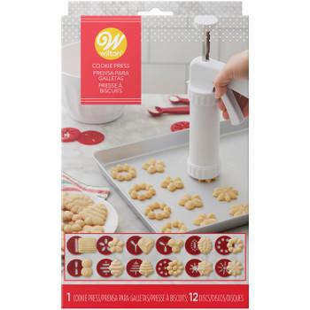 Wilton Cookie Press Set, 2104-0-0034