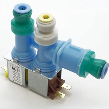 Refrigerator Dual Water Valve fits Maytag, AP4081950, PS2069865, 67006531