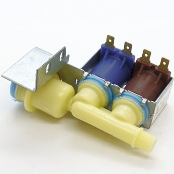 Refrigerator Water Valve fits Whirlpool, AP6005463, PS11738512, WP12544002