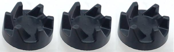 Blender Rubber Coupler Clutch, 3 Pack for KitchenAid AP2930430 PS401661, 9704230