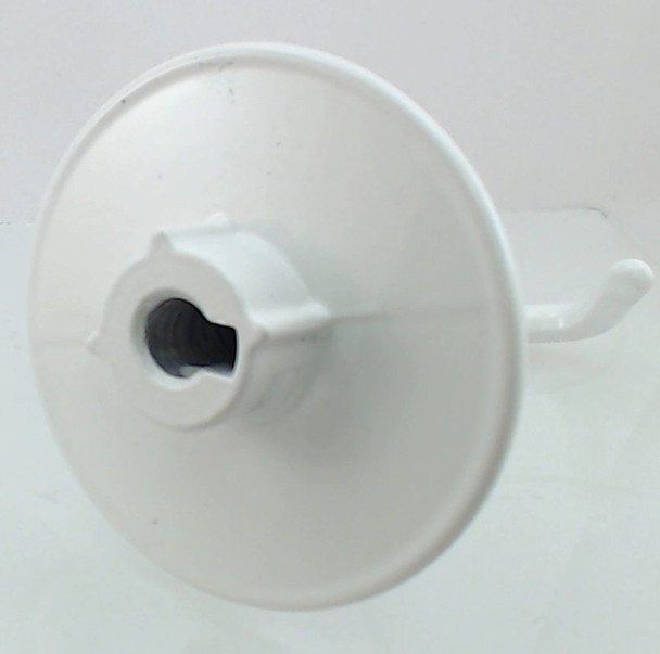 2 Pk, Stand Mixer Coated 4.5 QT Dough Hook for KitchenAid, K45DH, WPW10674618
