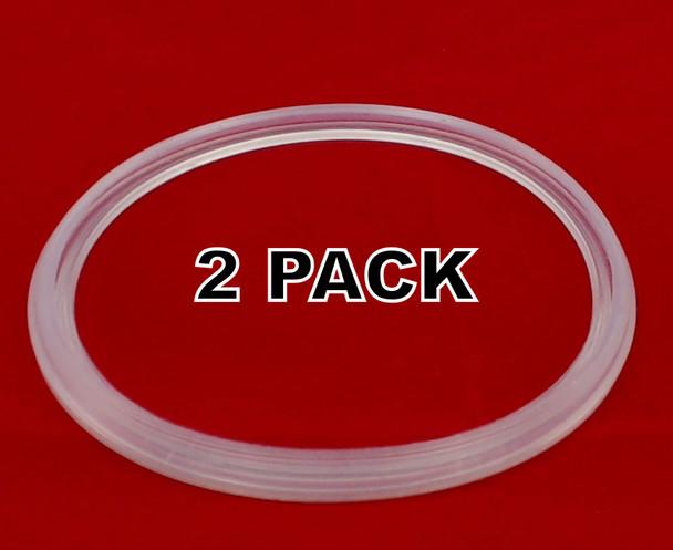 2 Pk, Blender Jar Gasket for KitchenAid , KSB565, KSB585, AP5949850, W10686132