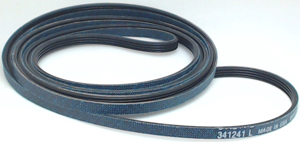Dryer Belt Manufactured by Lobright for Whirlpool LB341241